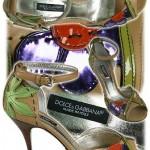 dolcegabbanaj 150x150 2012 Ayakkabı Modası Büyülüyor