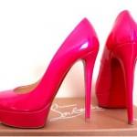 pembe yksek topuk platformlu rugan bayan ayakkablar 150x150 2012 Kadın Ayakkabı Modasında Rugan Trendi