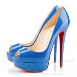 yksek topuklu mavi platformlu rugan bayan ayakkab rnekleri 150x150 2012 Kadın Ayakkabı Modasında Rugan Trendi