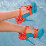 2012 platform topuk ayakkabi modelleri 7 150x150 Yaz Aylarında İnce Topuklu Şıklığı