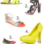 23593 150x150 İlkbaharda Ayakkabılar Renkleniyor