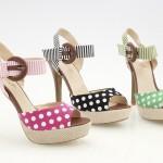 flo5 150x150 İlkbaharda Ayakkabılar Renkleniyor
