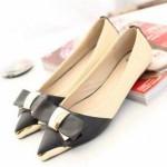 japon style 3 renk metal uclu babet g63 45184823 150x150 Metalik Burunlu Ayakkabı Modelleri