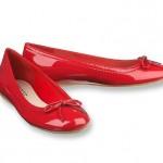 kirmizi babet modeli 150x150 Yaz Aylarında Ayakkabı Şıklığı