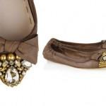 modern bez babet modeli 150x150 Yaz Aylarında Ayakkabı Şıklığı
