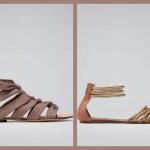 bershka1 150x150 Birbirinden Şık Sandalet Modelleri