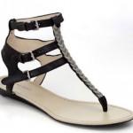 nine west sandalet5 150x150 Birbirinden Şık Sandalet Modelleri