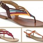 nine west1 150x150 Birbirinden Şık Sandalet Modelleri