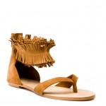 pull and bear sandalet3 150x150 Birbirinden Şık Sandalet Modelleri