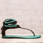 stradivarius sandalet2 150x150 Birbirinden Şık Sandalet Modelleri