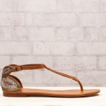 stradivarius sandalet3 150x150 Birbirinden Şık Sandalet Modelleri