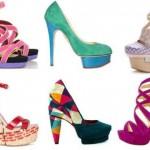 Ayakkabi 33 150x150 2012 Ayakkabıları Trend Renk ve Modelleri