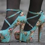 Desenli Ayakkabi 9 150x150 Desenli Ayakkabı Modelleri